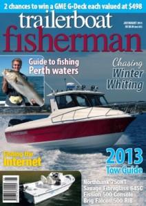 Trailerboat Fisherman Magazine